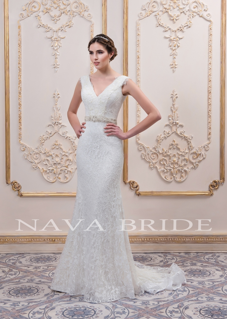 Платье невесты купить недорого