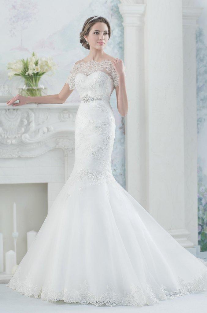 Стильные свадебные платья киев